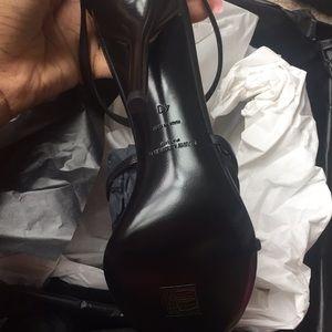 b3edd8c5 Yves Saint Laurent Cassandra Ankle strap sandals NWT